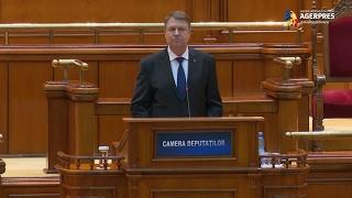 Iohannis: Retragerea OUG 13 și, eventual, demiterea chinuită a unui ministru, prea puțin