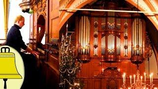kerstlied: De herdertjes lagen bij nachte, met tekst: Samenzang Hervormde kerk Bellingwolde