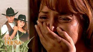 La Dueña capítulo 89: ¡Macario revela la verdad sobre la muerte de Martina a Regina! | Tlnovelas