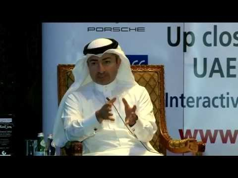 Interactive Session with Paris Gallery CEO at Emirates NBD Global Business Series - Part 4