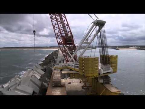 Le Port de Bayonne, un atout pour l'import   export aquitain on Vimeo