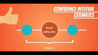 Statistics Point Estimate And Confidence Interval Tutorial