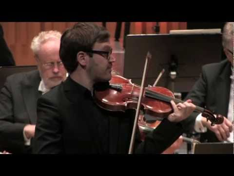 Daniel Migdal - Mozart: Violin Concerto No. 1 - I. Allegro Moderato