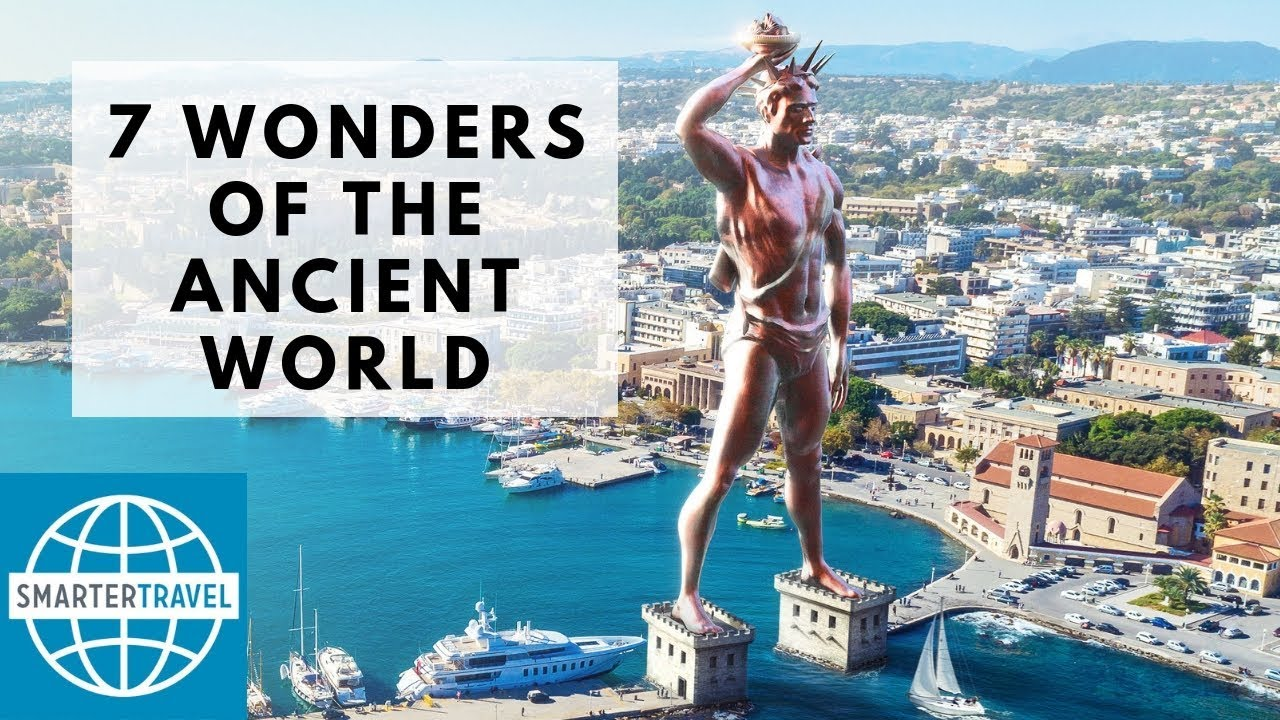 Download 7 Wonders of the Ancient World, Reconstructed | SmarterTravel