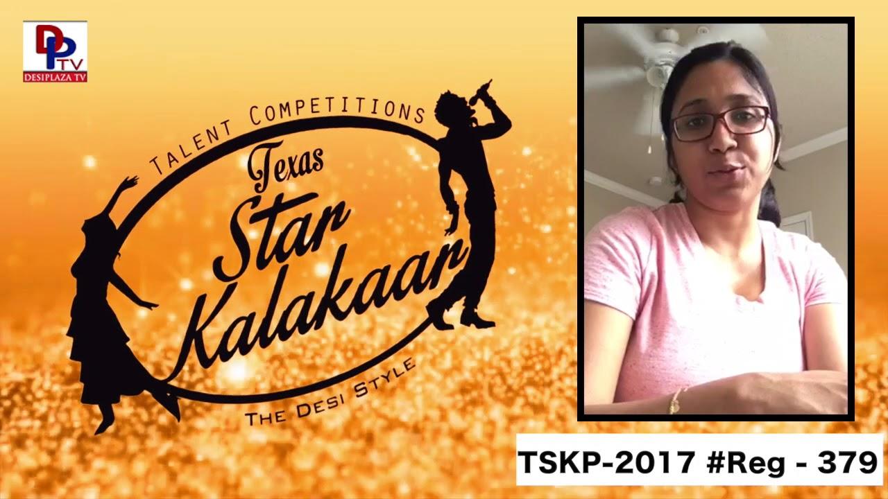 Reg# TSK2017P379- Texas Star Kalakaar 2017