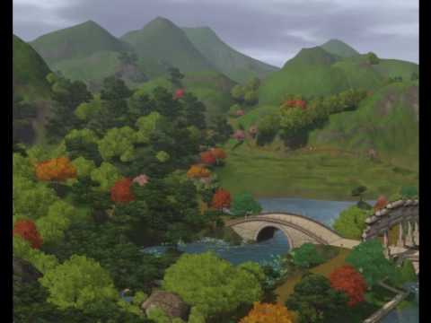 the sims 3 world adventures soundtrack china 2 youtube. Black Bedroom Furniture Sets. Home Design Ideas
