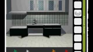 Find the Escape-Men 27 in the Kitchen walkthrough