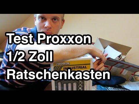 test proxxon steckschl sselsatz 23000 steckschl sselsatz test knarrenkasten test proxxon test. Black Bedroom Furniture Sets. Home Design Ideas