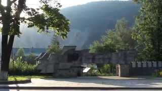 Туристичне Яремче Карпати частина 3(Руслан Коцаба прихильно ставиться до некомерційного поширення цього відео., 2014-08-13T19:40:14.000Z)