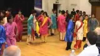 DGH. School Choir-Dance