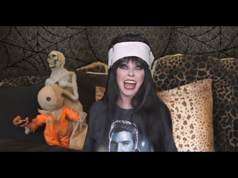 """Don't Cancel Halloween"" (2020) - Elvira Music Video"