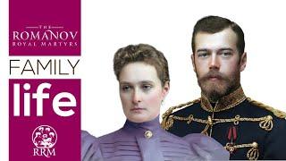 Romanov Family Life
