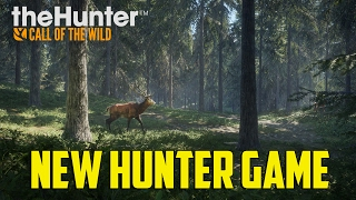 Call of the Wild - New Hunter Game?