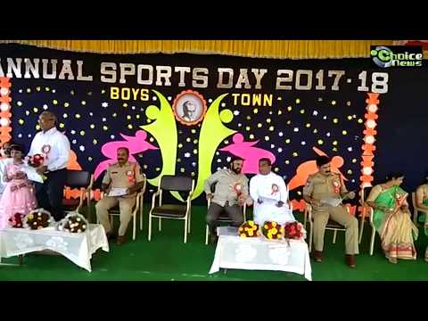 ANNUAL SPORTS DAY AT ST.MARKS BOYS TOWN HIGH SCHOOL, KALAPATHAR