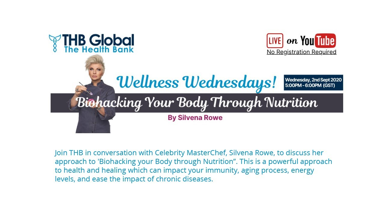 Download Wellness Wednesday Episode 4: Biohacking Your Body Through Nutrition
