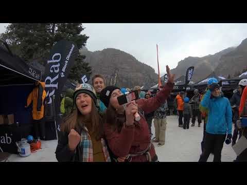 Adidas Karaoke at Ouray Ice Fest '18