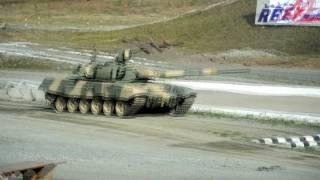 Танк Т90С