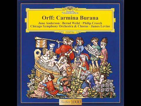 Carmina Burana - Levine
