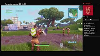 Practicando en Creative - Fortnite