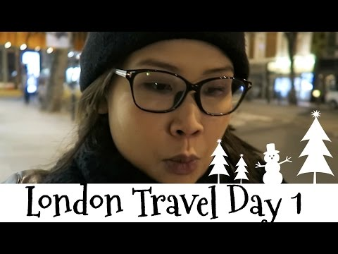 黑咪Travel | 到達倫敦 + Explore Covent Garden London Travel Day 1