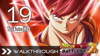 Dragon Ball Z Battle of Z Walkthrough Gameplay - Part 19 (Another Age - Great Ape Bardock) English