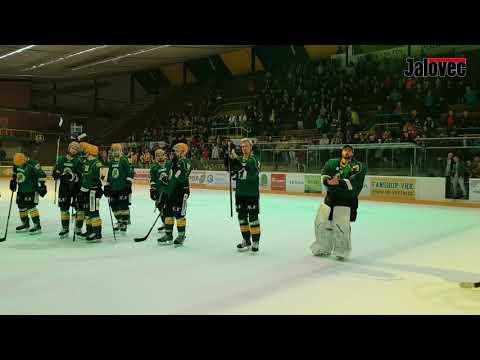 Hokejisté a fanoušci Vsetína se loučili se sezonou