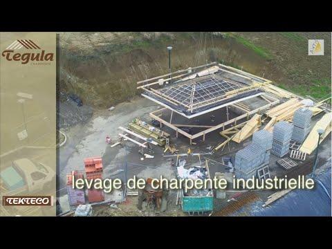 TEGULA - Groupe TEKTECO levage charpente industrielle