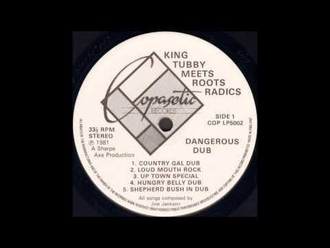 King Tubby Meets Roots Radics - Up Town Special