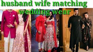Beautiful couple wedding wear …