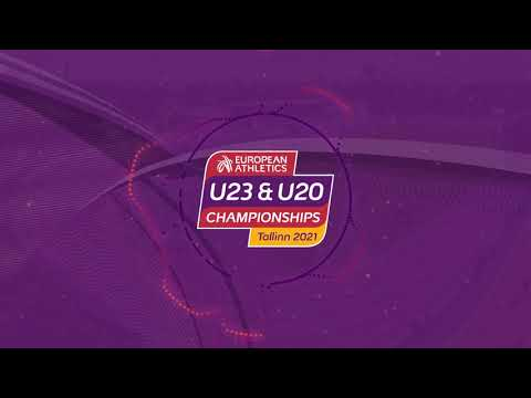 European Athletics U23 & U20 Championships - Official Anthem - Tallinn 2021 (NOËP - I Get Up)