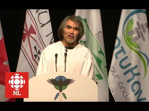 LIVE: Prime Minister Apologizes to NL Residential School Survivors