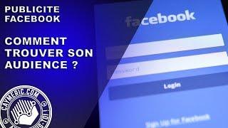 Publicité Facebook | Comment trouver la bonne audience (Audience Insights)