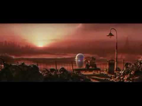 Wall - E Trailer - Legendado