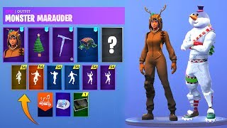 Top 20 Skins That Might Be Added To Fortnite..! (Christmas Edition)