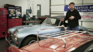 1966 Austin Healey 3000 BJ8 - Classic British Sports Car Restoration - BMC Autos