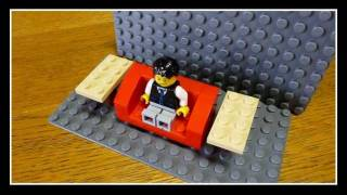 How To Make A Couch And End Tables With Lego
