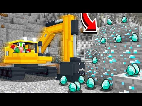 *NEW* FASTEST WAY TO GET DIAMONDS IN MINECRAFT! (UNDER 5 SECONDS) thumbnail