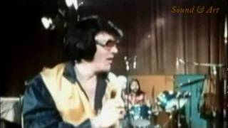 Elvis Presley - Burning Love (special edit)