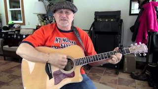 1433 -  Billy The Bum -  John Prine Cover With Guitar Chords And Lyrics