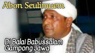 Video Tausiah Abon Seulimuem di Balai Pengajian Babussalam, Kp Jawa, Banda Aceh (thn 2014) download MP3, 3GP, MP4, WEBM, AVI, FLV November 2018