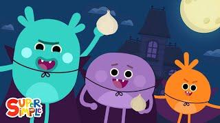 The Bumble Nums Make Grim Garlic Bread | Cartoon for Kids