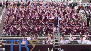 2015 AAMU Band @ Jackson State Game - Funky Ride