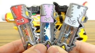 つづきの獣電池セット02の動画はこちら↓ http://www.youtube.com/watch?v=Wh3ld9Z9vp8 【レオンチャンネル YouTubeページ】 ...