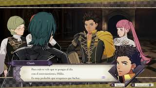 Fire Emblem Three Houses - Golden Deer (Ciervo dorau jaja) 2