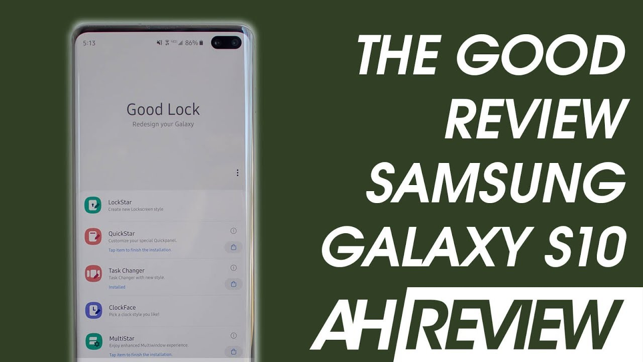 Video: Samsung Galaxy S10 Review - Why You Need One   Android Headlines