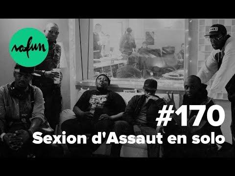 Youtube: Sexion d'Assaut en solo