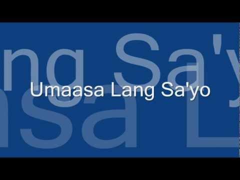 Six Part Invention - Umaasa lang Sa'yo