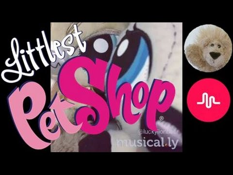 LPS Musical.ly Video PLUSH Teddy Bear CUTE ALERT Toys Stuffed Animals Plushies Littlest Pet Shop