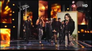 "La Voz México - Equipo Jenni Rivera: ""Basta ya"""