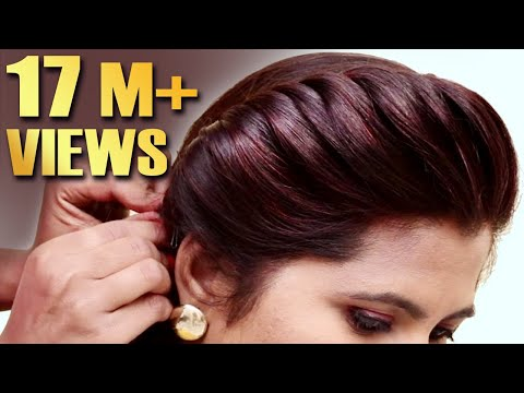 Easy Party Hairstyle 2019 For Girls | Hair Style Girl | Hairstyles | Best Hairstyles For Long Hair